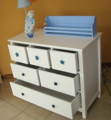 muebles infantiles comoda juvenil modelo pottery laqueada
