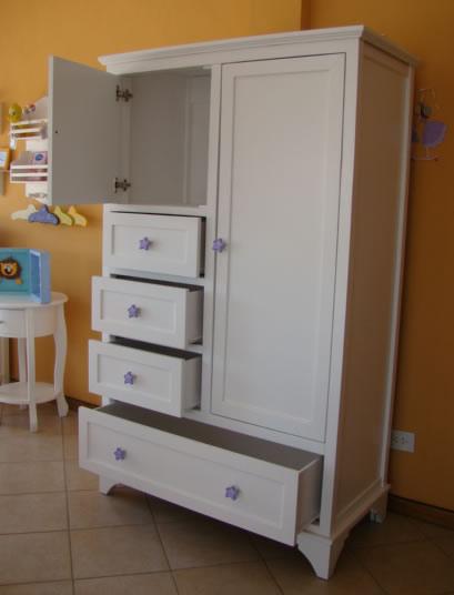 Roperos infantiles imagui for Roperos para cuartos de ninas