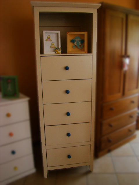 Muebles infantiles chifonier infanto juvenil estante y 5 for Muebles infantiles precios