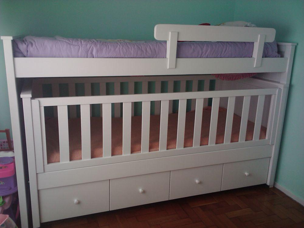 Muebles cama cuna 20170918185425 for Muebles y camas infantiles