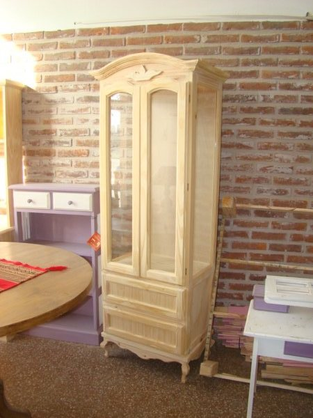 Muebles En Crudo - Ideas De Disenos - Ciboney.net