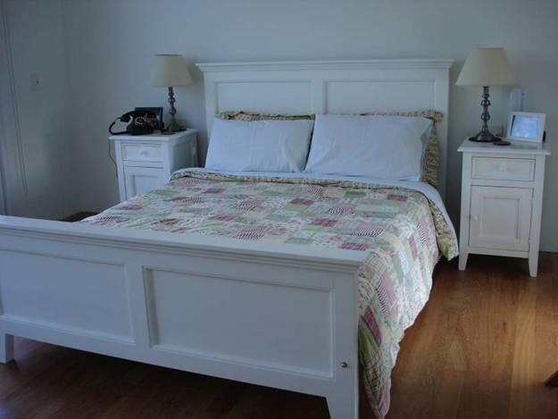 cama de 2 plazas modelo ezequiel