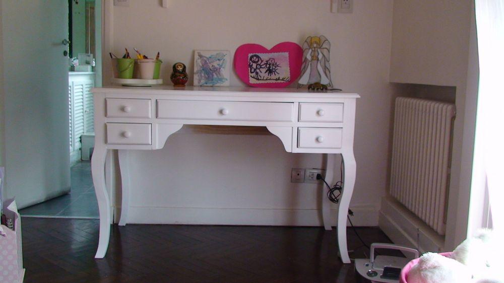 Muebles infantiles escritorio princesa nadia - Muebles de escritorio juveniles ...