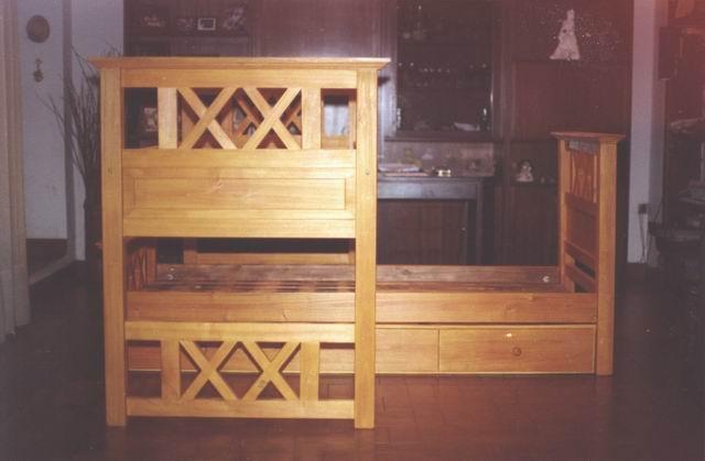 Muebles Infantiles Camas Superpuestas Rinconeras