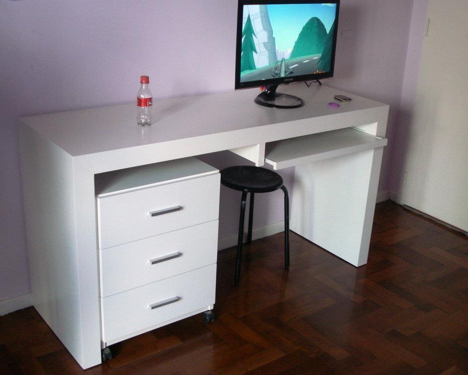 Muebles infantiles escritorio modelo cubo o asia con for Muebles de escritorio juveniles