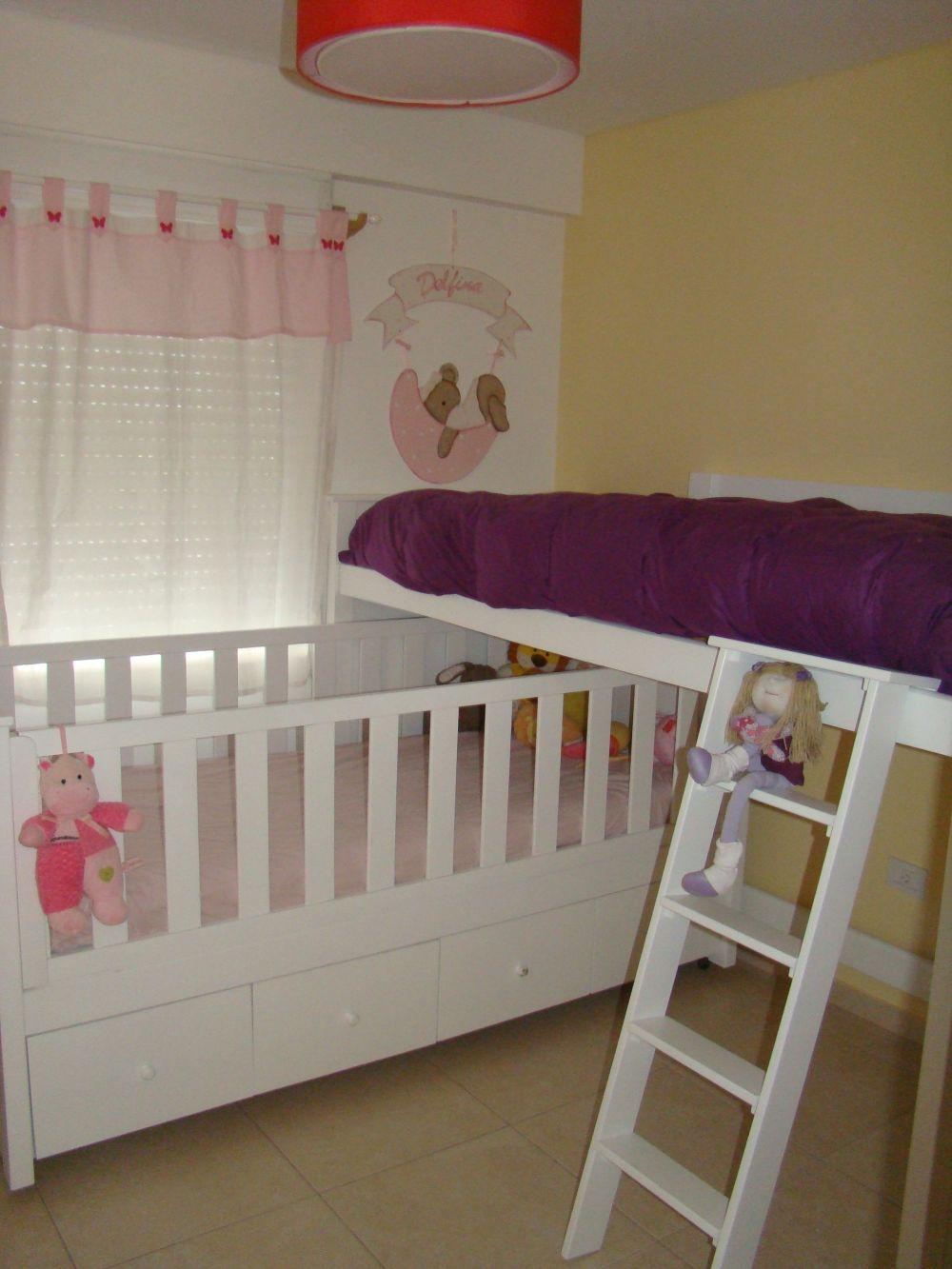 Muebles infantiles cuna funcional cajonera cama nido - Camas nido infantiles merkamueble ...
