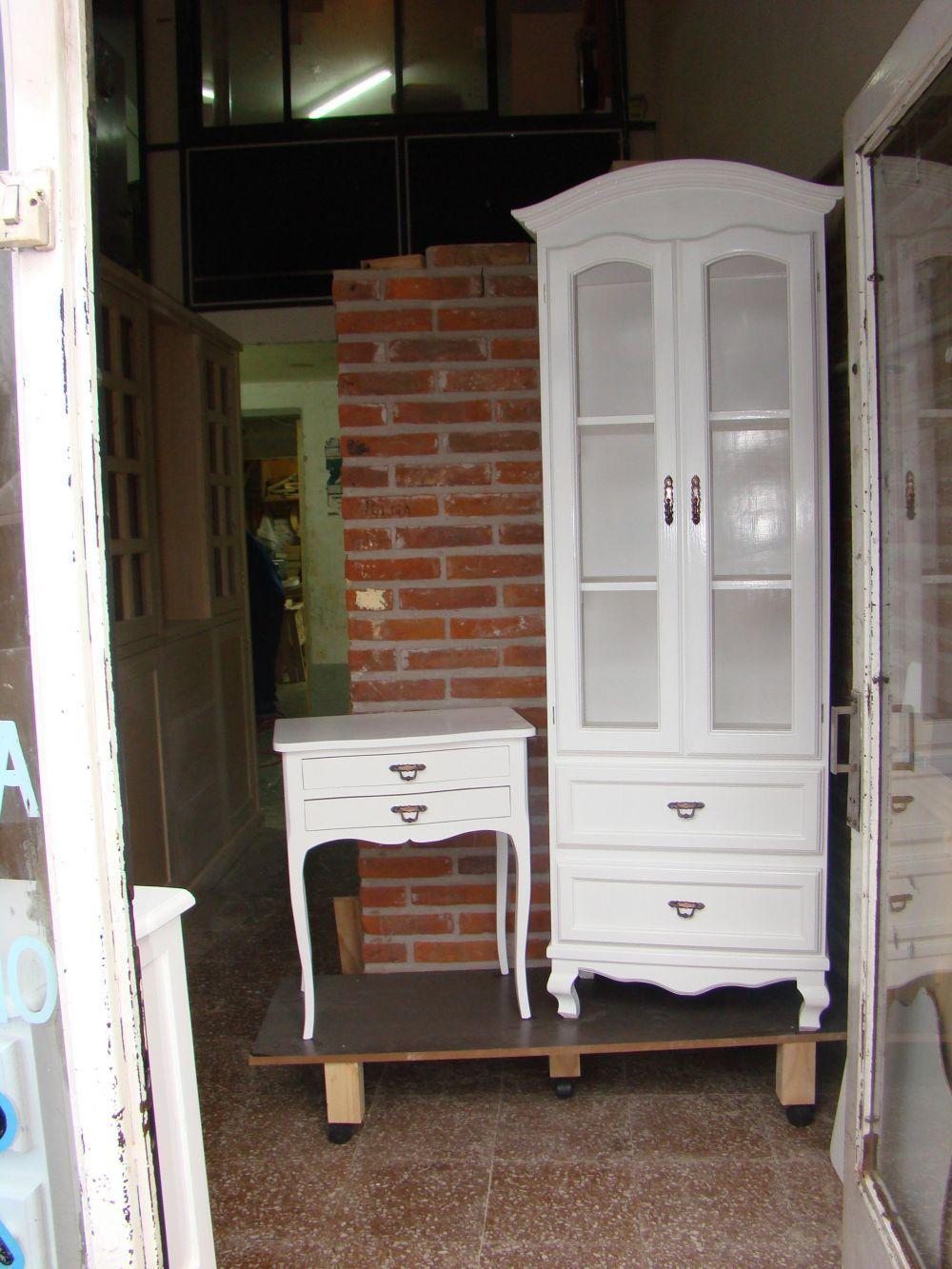 Muebles Infantiles - Roperito Estilo Antiguo - ( En Crudo )