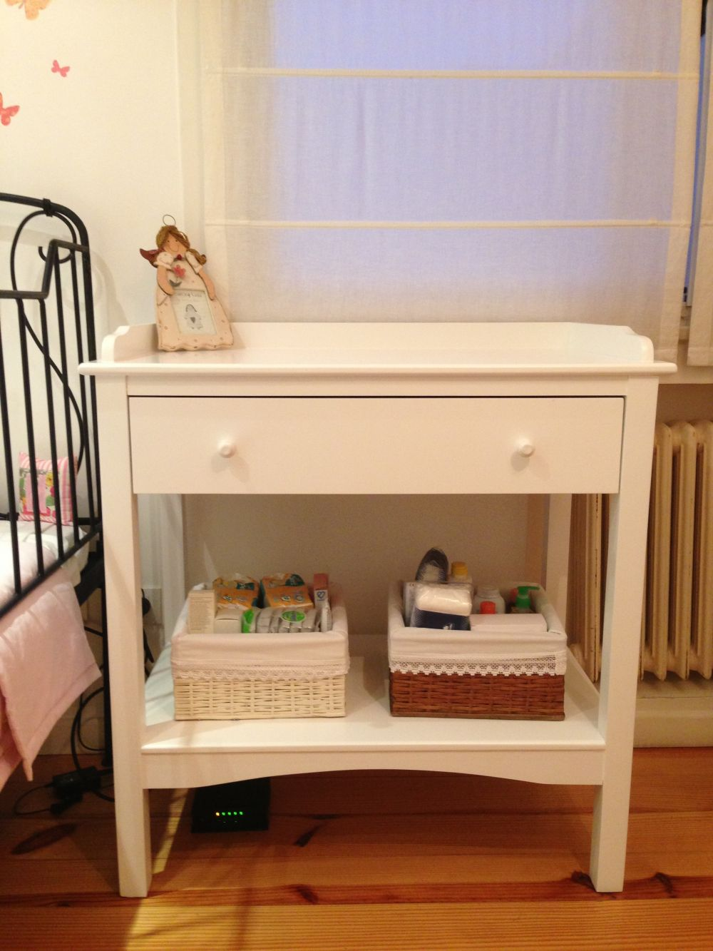 Muebles Infantiles-Cambiador Para Bebé