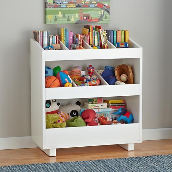Muebles infantiles mueble juguetero laqueado - Muebles para juguetes infantiles ...