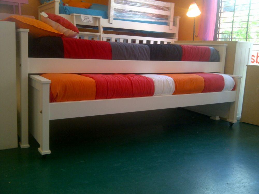 Muebles infantiles camas nido modelo modelo liz for Camas nido infantiles