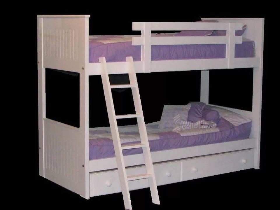 Infantiles juveniles camas puente marineras cuchetas for Camas puente infantiles