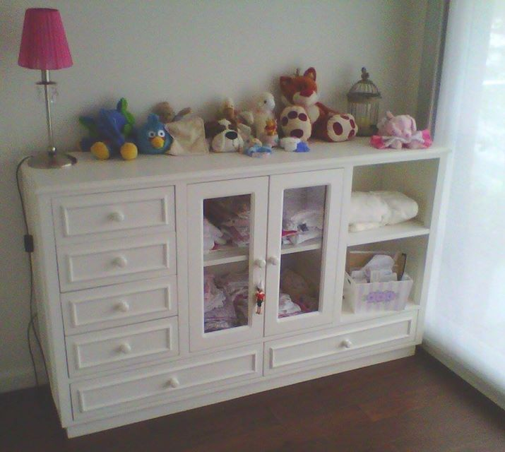 Muebles Infantiles - Roperito Chifoniers